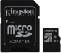 Kingston Canvas Select microSDHC 16GB Kit