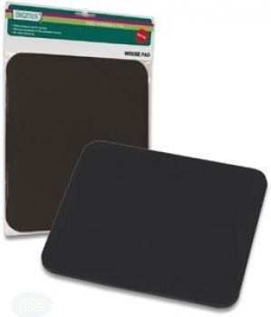 Mouse Pad, 3mm, 250x220mm, schwarz