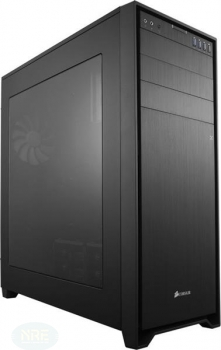 Corsair Obsidian Series 750D, Sichtfenster