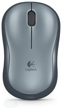 Logitech M185 Wireless Mouse, Swift Grey