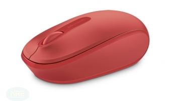 Microsoft Wireless Mobile Mouse 1850 Feuerrot, USB