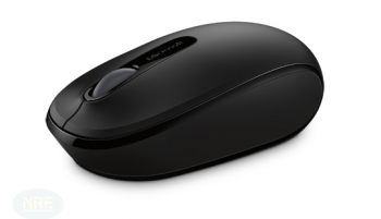 Microsoft Wireless Mobile Mouse 1850 Schwarz, USB