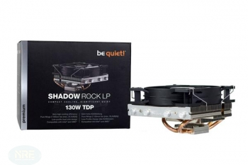 be quiet! Shadow Rock LP