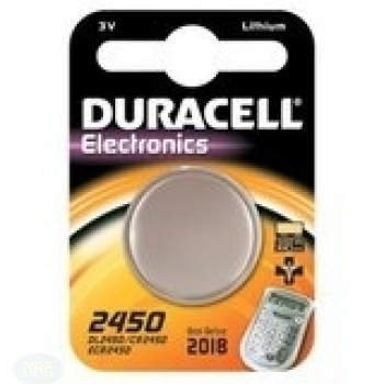 Duracell DL2450/CR2450 B1 Batterie