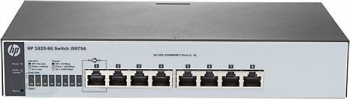 HP 1820-8G Switch/8-Port/smart managed/Layer 2
