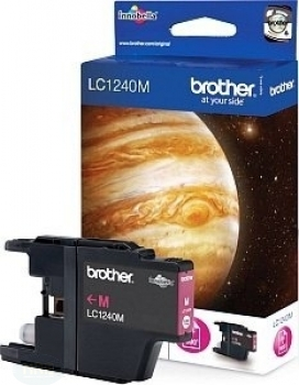 Brother LC1240M, magenta