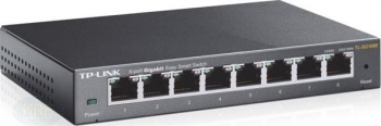 TP-Link Switch TL-SG108E/Gigabit/Easy-Smart-Switch