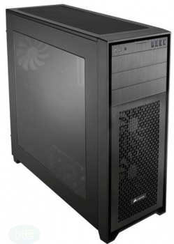Corsair Obsidian Series 750D Airflow/Sichtfenster