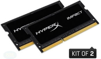 Kingston 16GB HyperX SO-DDR3L 1866 Kit