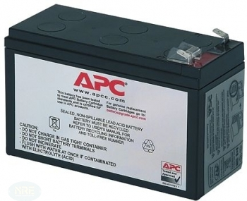 APC Replacement Battery Cartridge 106