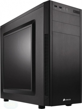 Corsair Carbide Series 100R, Sichtfenster