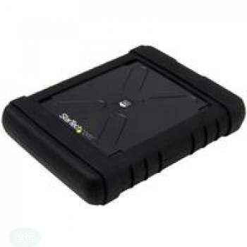 StarTech.com RUGGED HARD DRIVE ENCLOSURE