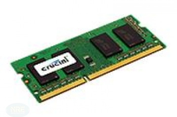 Crucial 4GB DDR3 1600 MT/S PC3-12800