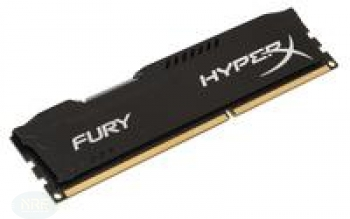 Kingston HyperX 4GB DDR3- 1600MHZ NON-ECC CL 1