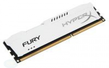 Kingston HyperX 4GB DDR3- 1600MHZ NON-ECC CL 9