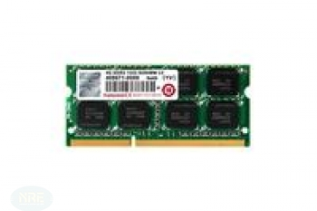 Transcend 2GB DDR3 1066 SO-DIMM 1RX8