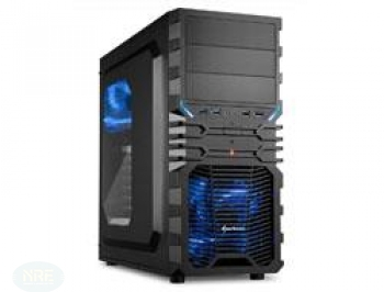 Sharkoon VG4-W BLUE ATX TOWER