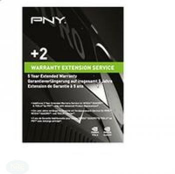 PNY WARRANTY EXTENSION 5 YEARS P2