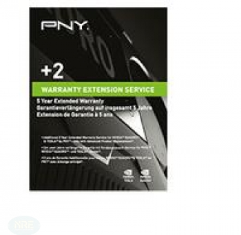 PNY WARRANTY EXTENSION 5 YEARS P1