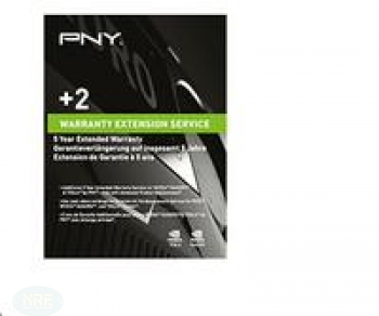 PNY WARRANTY EXTENSION 5 YEARS P4
