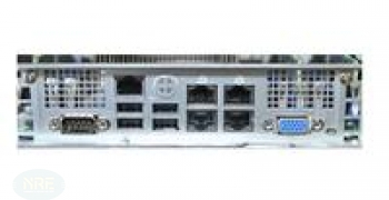 SUPERMICRO 1U I/O SHIELD FOR X9 SOCKET R