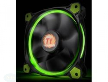 Thermaltake RIING 12 LED GREEN CASE FANS