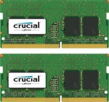 Crucial 16GB KIT (8GBX2) DDR4 2400 MT/