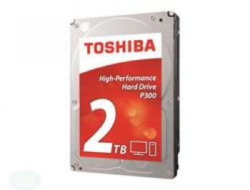 Toshiba P300 High Perform. 2TB BULK