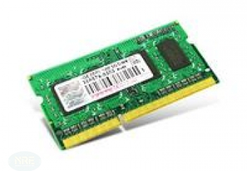 Transcend 4GB DDR3 1066 SO-DIMM 2RX8