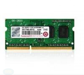 Transcend 2GB DDR3L 1333 SO-DIMM 1RX8