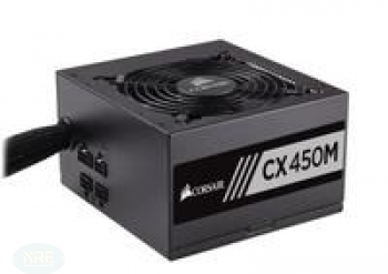 Corsair BUILDERSERIES CX450M MODULARPS