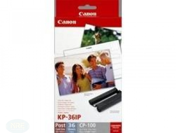 Canon KP-36IP Ink/Paper Set