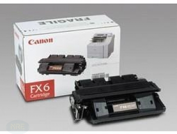 Canon FX-6 TONER CARTRIDGE BLACK