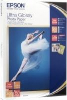 Epson ULTRA GLOSSY PHOTO PAPER 10X15
