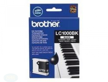 Brother LC-1000BK Ink Cartridge Black