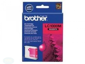 Brother LC-1000M INK CARTRIDGE MAGENTA