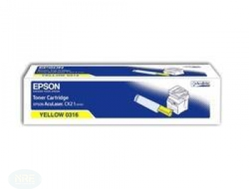 Epson TONER CARTRIDGE YELLOW