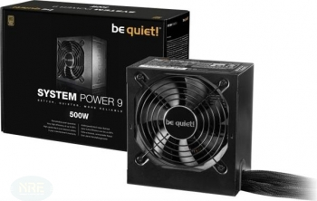 be quiet! System Power 9 500Watt