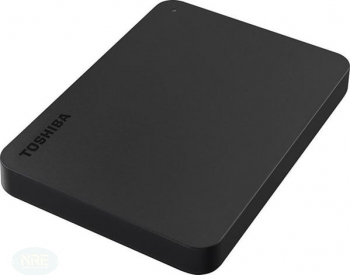 Toshiba Canvio Basics/2000GB/USB 3.0