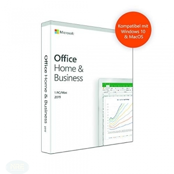 Microsoft Office 2019 Home and Business/PKC/DE