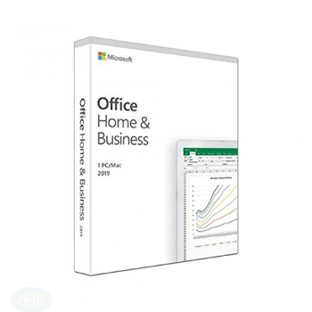 Microsoft Office 2019 Home and Business/PKC/EN