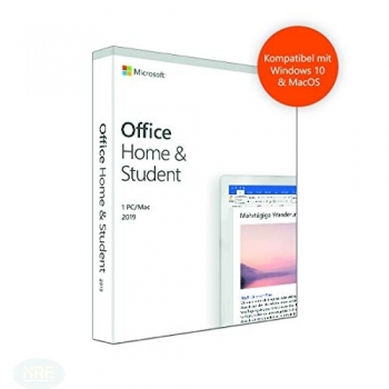 Microsoft Office 2019 Home and Student/ESD/PC+Mac