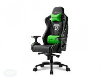 Sharkoon SKILLER SGS4 GAMING SEAT BK/GN