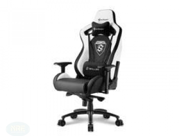 Sharkoon SKILLER SGS4 GAMING SEAT BK/WH