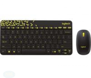 Logitech, MK240 NANO WIRELESS KEYB./MOUS