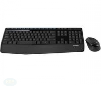 Logitech, WIRELESS COMBO MK345 - CZE-SKY