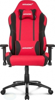 AKRacing Core Ex-Wide Gamingstuhl, rot/schwarz