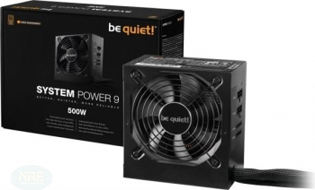 be quiet! System Power 9 500Watt-CM