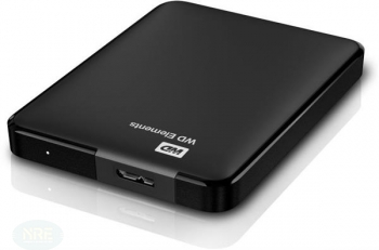Western Digital WD Elements portable 4TB/USB 3.0 Micro-B