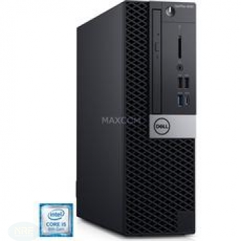 Dell OptiPlex 5060 SFF/schwarz, W10p